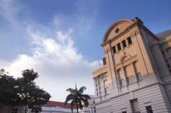 Costruzioni del Colonial di Singapore Fotografie Stock Libere da Diritti