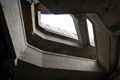 Costruzioni del mattatoio Fotografia Stock Libera da Diritti