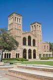 Costruzioni dell'università della California Fotografie Stock Libere da Diritti