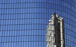 Costruzioni della città Fotografia Stock