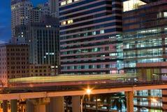 Costruzioni della città immagini stock