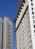 Costruzioni della città Fotografie Stock Libere da Diritti