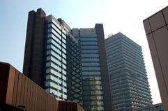 Costruzioni della città di Londra Immagini Stock