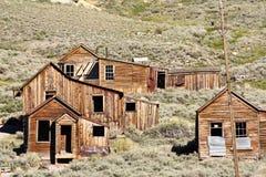 Costruzioni della città fantasma Immagine Stock Libera da Diritti