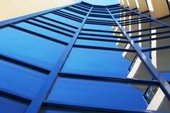 Costruzioni delle foto di vetro Fotografie Stock