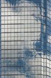Costruzioni dello specchio Immagine Stock Libera da Diritti