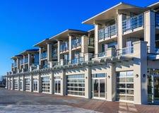 Costruzioni di appartamento Immagine Stock Libera da Diritti