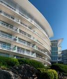 Costruzioni di appartamento o del condominio Immagini Stock Libere da Diritti