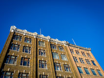 Costruzioni di eredità di Saskatoon Fotografie Stock