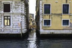 Costruzioni di Venezia Immagini Stock