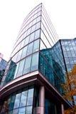 Costruzioni di vetro Fotografia Stock Libera da Diritti