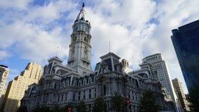 Costruzioni in Filadelfia, U.S.A. Fotografia Stock