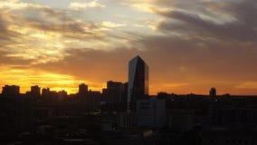 Costruzioni in Filadelfia, U.S.A. Fotografia Stock Libera da Diritti
