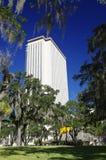 Costruzioni Florida U.S.A. del Campidoglio dello stato di Tallahassee Florida fotografia stock libera da diritti