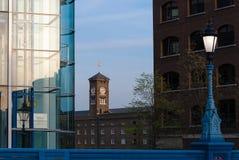 Costruzioni a Londra Fotografie Stock