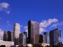 Costruzioni Los Angeles CA fotografia stock