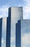 Costruzioni moderne Fotografia Stock