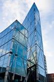 Costruzioni moderne Fotografie Stock Libere da Diritti