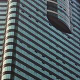 Costruzioni moderne Immagini Stock