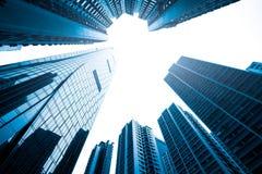 Costruzioni moderne Immagine Stock Libera da Diritti