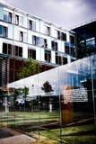 Costruzioni moderne a Berlino Fotografia Stock Libera da Diritti