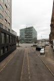 Costruzioni moderne del copenahagen Fotografia Stock Libera da Diritti