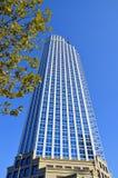 Costruzioni moderne di affari Immagini Stock