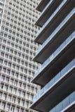 Costruzioni moderne di architettura Fotografia Stock Libera da Diritti