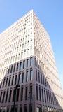 Costruzioni moderne nella città di giustizia Fotografie Stock