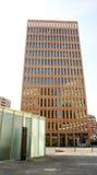 Costruzioni moderne nella città di giustizia Fotografia Stock Libera da Diritti