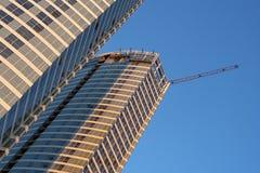 Costruzioni moderne - serie Fotografie Stock