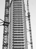 Costruzioni moderne - serie Fotografia Stock