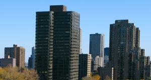 Costruzioni a Montreal Immagine Stock Libera da Diritti