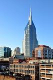 Costruzioni a Nashville, Tennessee Fotografie Stock