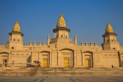 Costruzioni religiose importanti fotografia stock libera da diritti