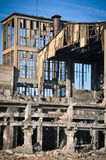 Costruzioni rovinate Fotografie Stock