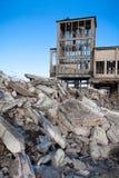 Costruzioni rovinate Fotografie Stock Libere da Diritti
