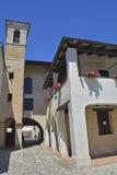 Costruzioni in San Vito al Tagliamento Fotografie Stock Libere da Diritti