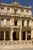 Costruzioni storiche di Cuba fotografia stock
