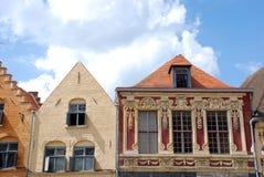 Costruzioni storiche a Lille Fotografia Stock Libera da Diritti