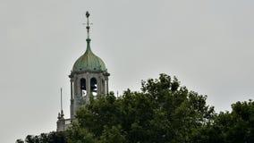 Costruzioni storiche nella capitale federale dell'argentina Buenos Aires Fotografia Stock