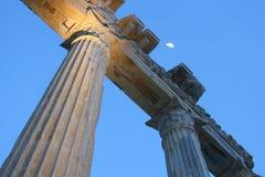 Costruzioni storiche in Turchia Immagine Stock Libera da Diritti