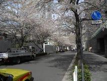 Costruzioni a Tokyo Immagini Stock Libere da Diritti