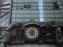 Costruzioni a Tokyo Fotografie Stock