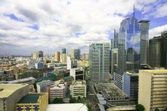 Costruzioni urbane Fotografia Stock