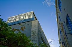 Costruzioni urbane del centro del centro urbano in Australia Fotografie Stock Libere da Diritti