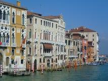 Costruzioni a Venezia, Italia Immagini Stock Libere da Diritti