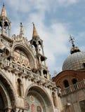 Costruzioni a Venezia, Italia Fotografie Stock