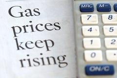 costs energi arkivfoton