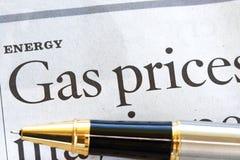 costs energi arkivfoto